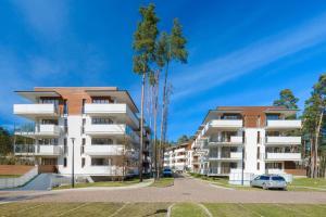 Apartamenty NCNK Baltic Park w Stegnie