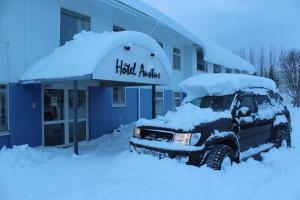 Hotel Austur.  Mynd 20