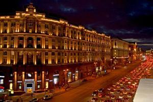 Отель Мегаполис