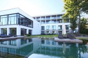 Schlosshotel Kassel, Hotely  Kassel - big - 34