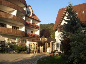 Landidyll Hotel Zum Alten Schloss - Hartenstein