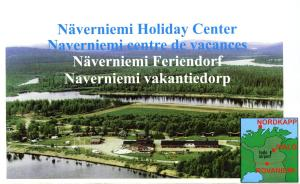 Näverniemi Holiday Center, Üdülőtelepek - Ivalo