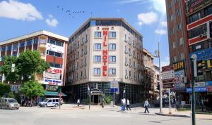 Отель Nil, Газиантеп