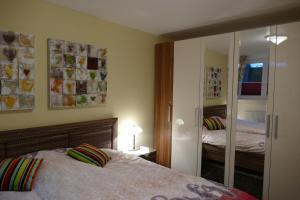 Kastanienhüs Apartement, Apartmanhotelek  Westerland - big - 10