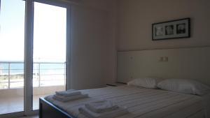 Rondos Hotel, Hotels  Himare - big - 46