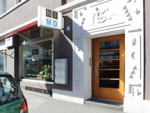 emblème de l'établissement Boutique Hotel NI-MO