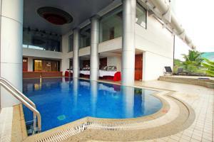 SP Grand Days, Отели  Тривандрам - big - 19