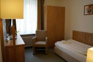 Comfort Single Room Akzent Hotel Am Burgholz