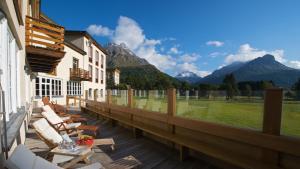 Maloja Palace Residence Engadin-St.Moritz - Apartment - Maloja