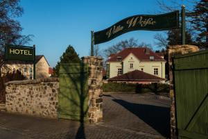 Hotel Villa Weiße - Bernsdorf