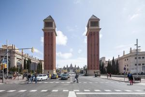 Ding Dong Fira Apartments, Apartments  Barcelona - big - 14