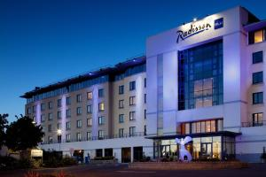 Radisson Blu Hotel, Dublin Airport (1 of 74)