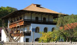 Pension Casa Cartianu, Гостевые дома  Тыргу-Жиу - big - 25