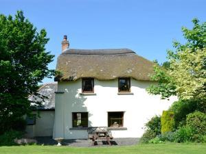 Christmas Cottage, Chaty  High Bickington - big - 3