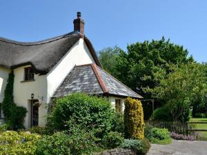 Christmas Cottage, Chaty  High Bickington - big - 4