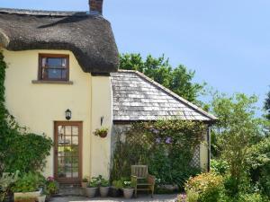 Christmas Cottage, Chaty  High Bickington - big - 7
