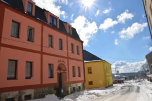 Apartmány Agáta Abertamy - Horní Blatná