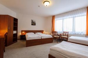 Отель Alexis, Прага