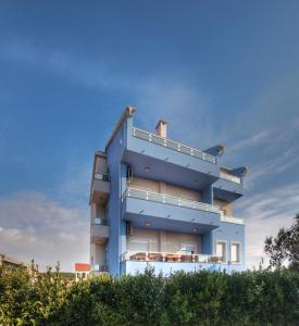 Villa Nika, Apartments  Bibinje - big - 89