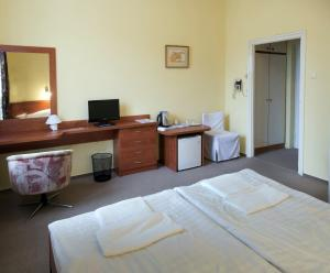 Hotel Aquamarin, Hotely  Hévíz - big - 43
