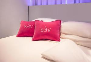 Hotel Sav, Szállodák  Hongkong - big - 53
