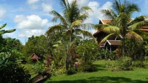 Terres Rouges Lodge, Hotely  Banlung - big - 169