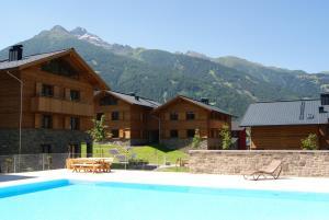Apartmán Alpinpark Apartment Matrei Matrei in Osttirol Rakousko