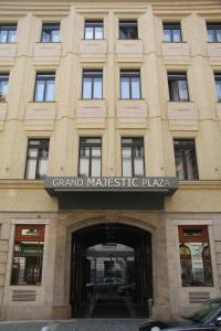 Grand Majestic Hotel Prague
