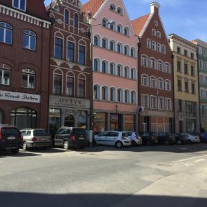 Villa Parnas Old Town, Гостевые дома  Гданьск - big - 38
