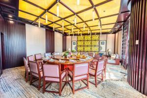 Hotel Nikko Dalian, Отели  Далянь - big - 71