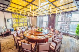 Hotel Nikko Dalian, Отели  Далянь - big - 66