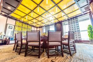 Hotel Nikko Dalian, Отели  Далянь - big - 65