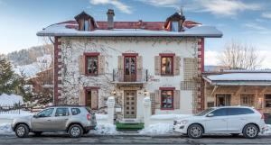 Location gîte, chambres d'hotes Hôtel Les Cimes dans le département Haute Savoie 74