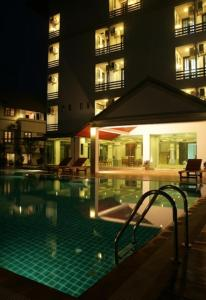 Warawan Resort and Hotel, Hotely  Prachuap Khiri Khan - big - 8