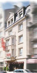 emblème de l'établissement Hotel Zurich