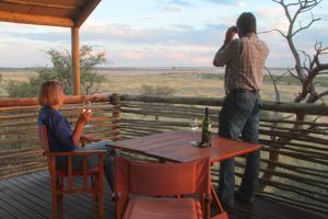 Suricate Tented Kalahari Lodge, Лоджи  Hoachanas - big - 1