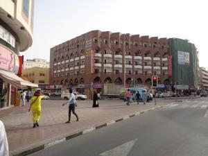 Deira Palace Hotel, Hotely  Dubaj - big - 38