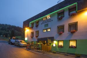 Auberges de jeunesse - Pension & restaurace Zelený Mlýn