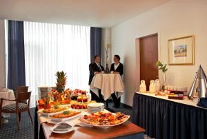 H4 Hotel Kassel, Hotely  Kassel - big - 74