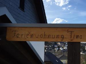 Ferienwohnung Tina - Blankenheim