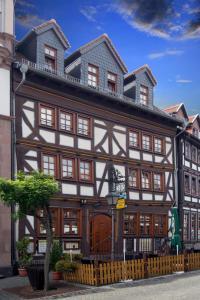Hotel im Hochzeitshaus, Hotels  Schotten - big - 13