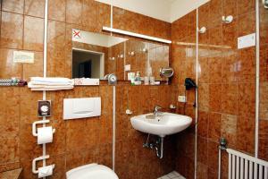 Hotel im Hochzeitshaus, Hotels  Schotten - big - 4