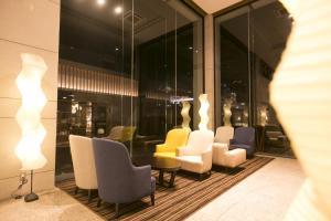 Fujisan Station Hotel, Hotel  Fujiyoshida - big - 11