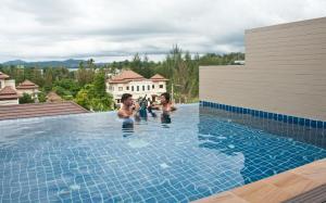 Bangtao Tropical Residence Resort and Spa, Resorts  Strand Bang Tao - big - 71