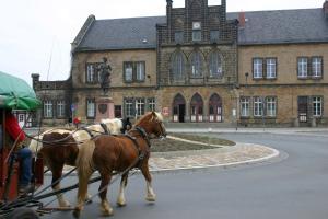 Der Pölkenhof, Apartments  Quedlinburg - big - 33