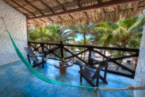 Beachfront Hotel La Palapa - Adults Only, Hotely  Ostrov Holbox - big - 25