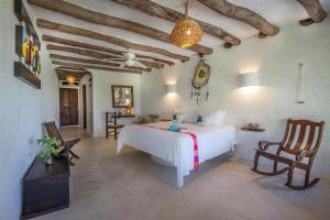 Beachfront Hotel La Palapa - Adults Only, Hotely  Ostrov Holbox - big - 43