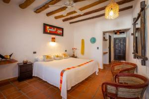 Beachfront Hotel La Palapa - Adults Only, Hotely  Ostrov Holbox - big - 34