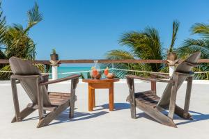 Beachfront Hotel La Palapa - Adults Only, Hotely  Ostrov Holbox - big - 45