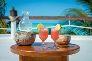 Beachfront Hotel La Palapa - Adults Only, Hotely  Ostrov Holbox - big - 47